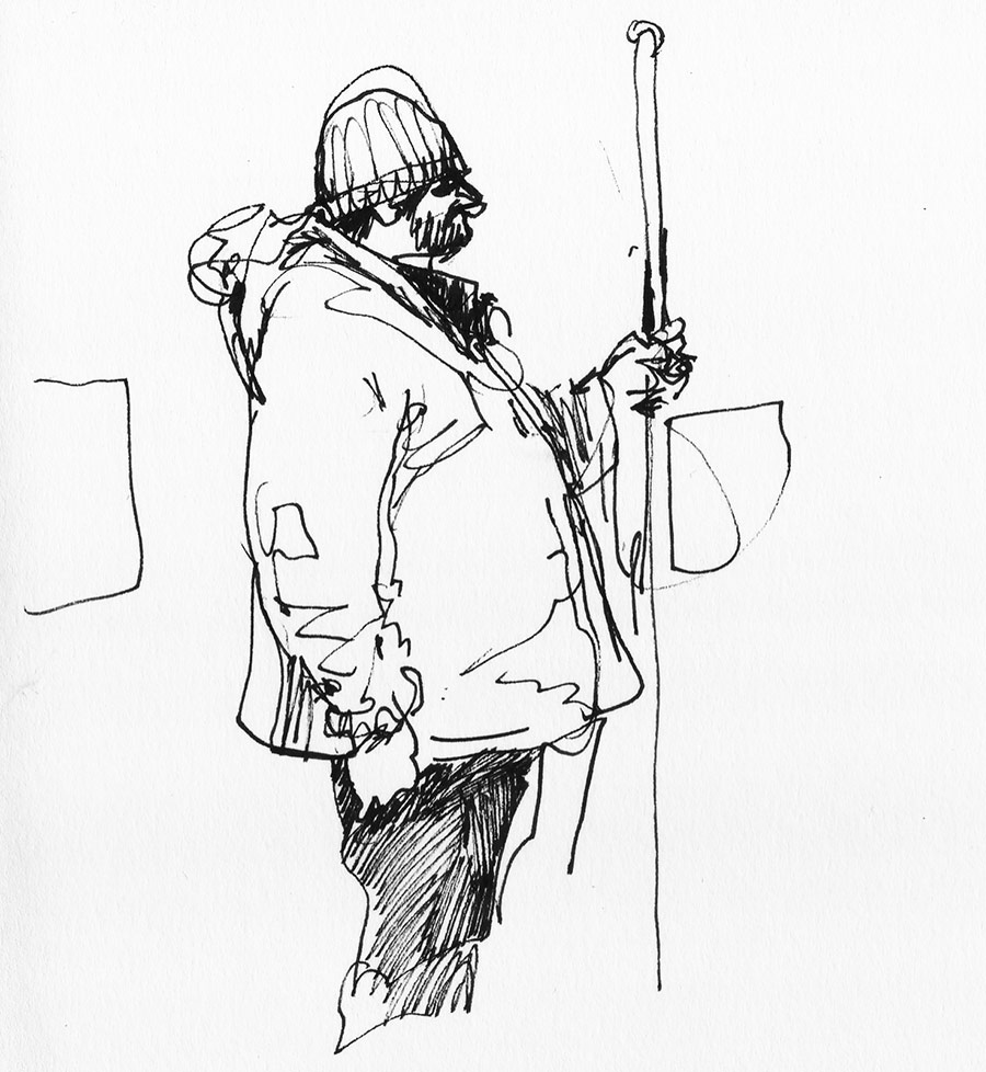 urban train sketchers urbansketchers